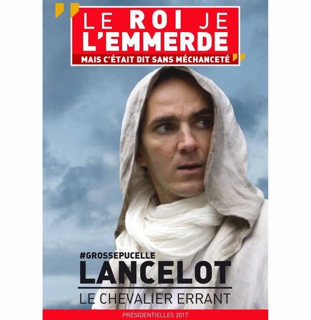Lancelot président Kaamelott