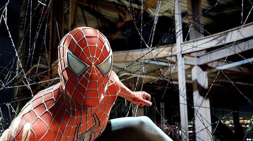 Spiderman fil