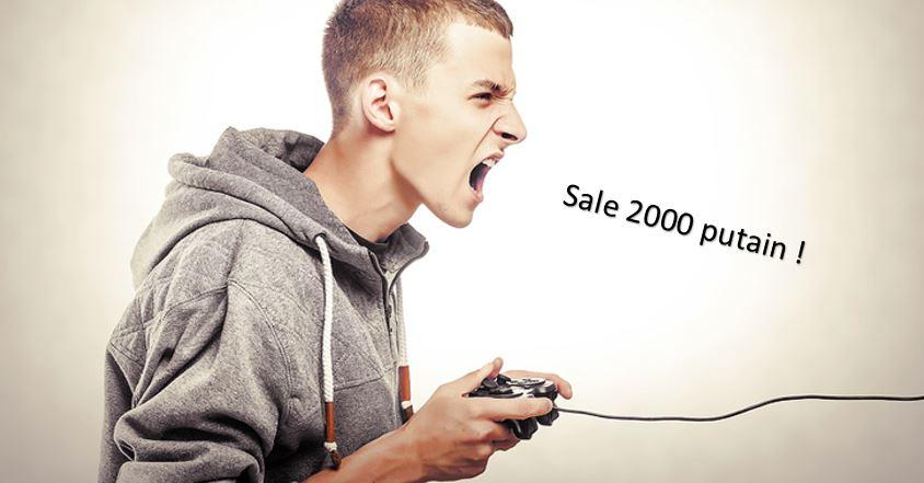 Haters 18 ans jeux vidéo