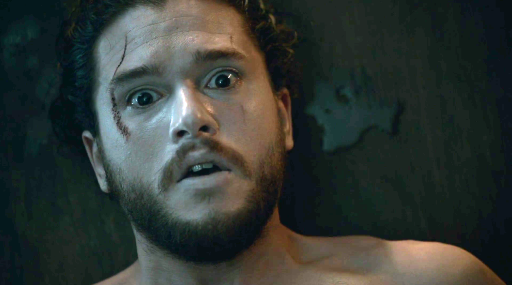 Jon snow ressurected respawn