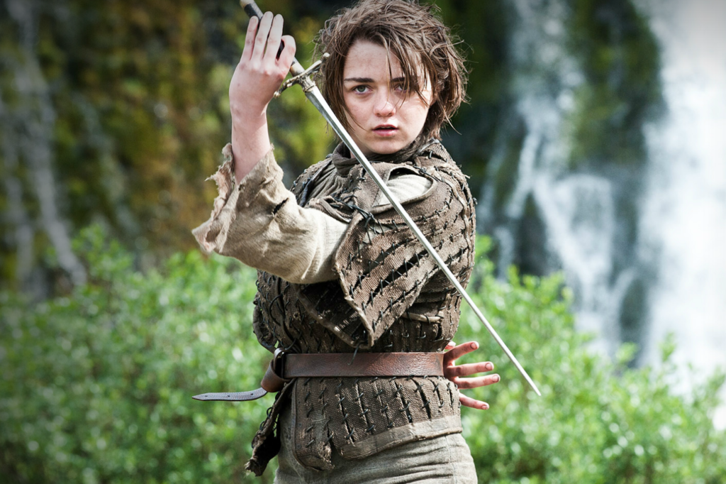 Aiguille Arya Stark Game of Thrones