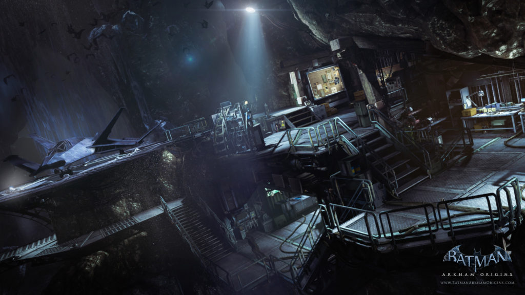 La Batcave