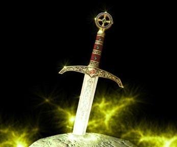 Excalibur épée légendaire