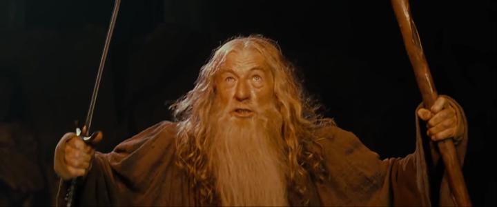 Gandalf vous ne passerez pas