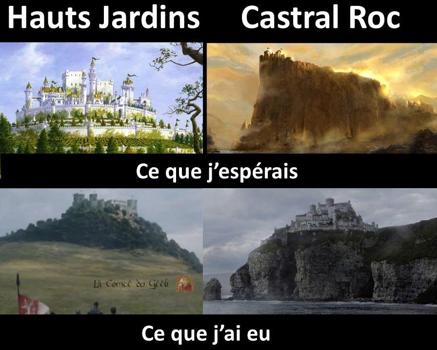 Hauts Jardins Castral Roc déception meme
