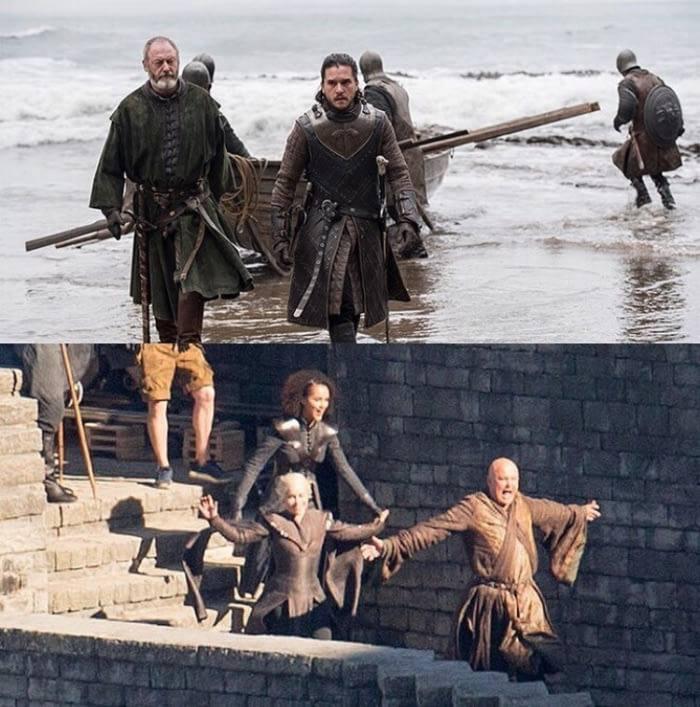 Jon Snow Daenerys Targaryen meme