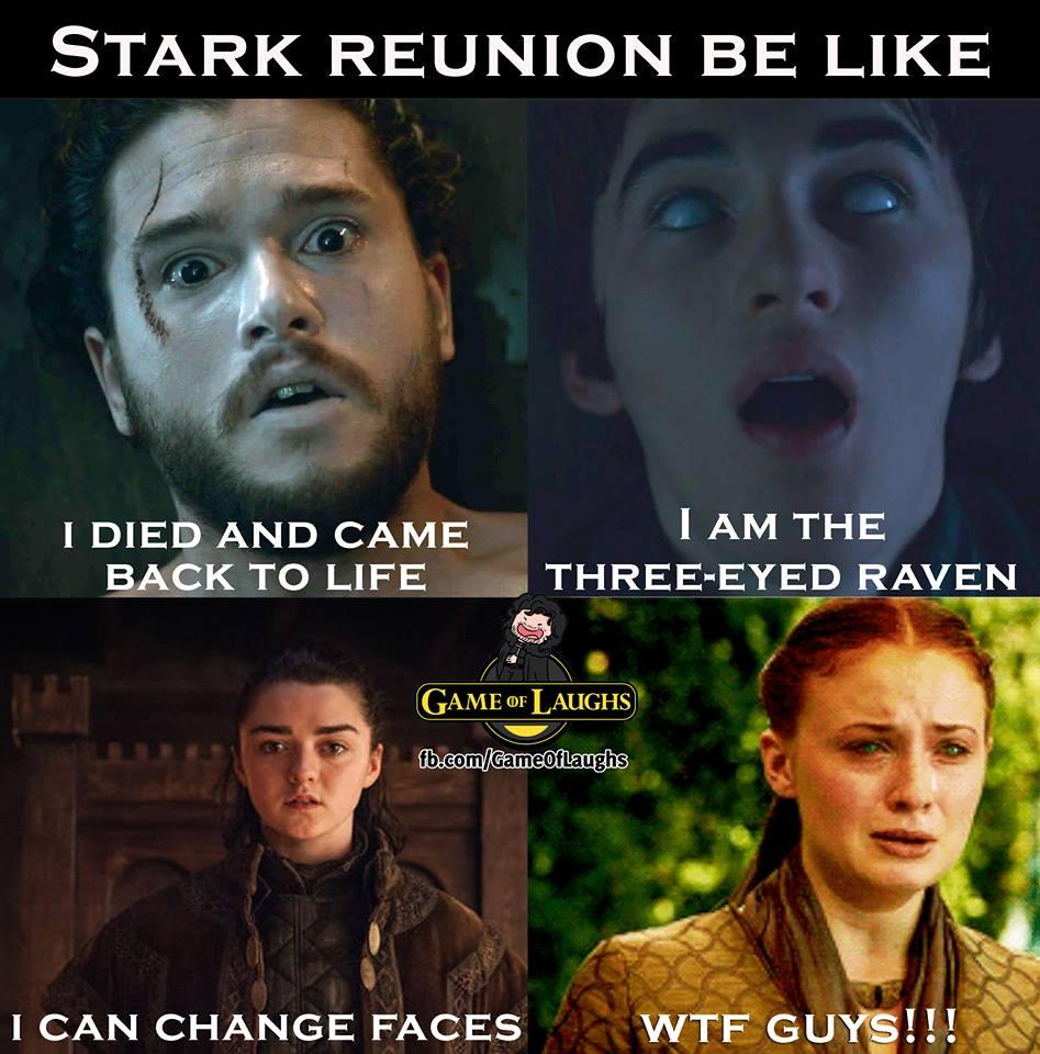 Stark Reunion meme