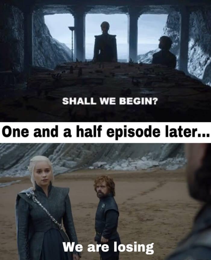 Daeneyrs Tyrion meme