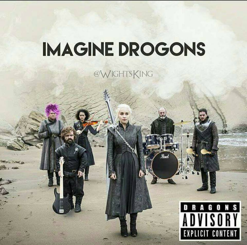 imagine drogons