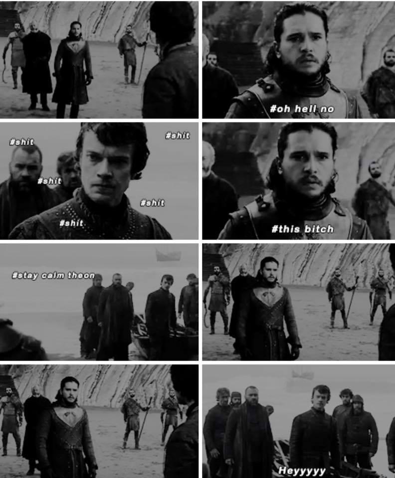 Jon Theon meme