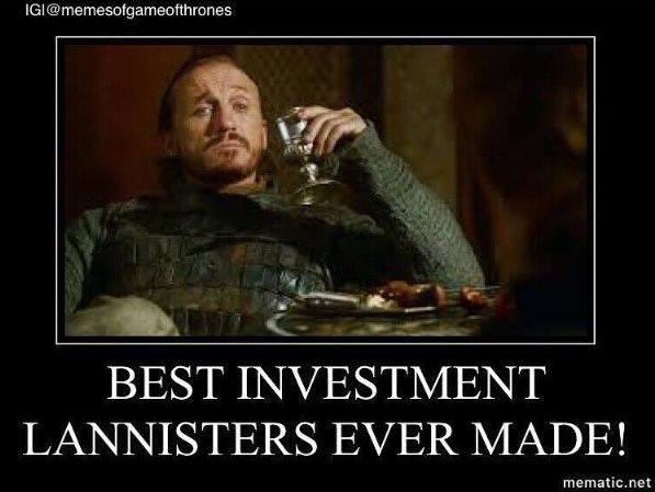 bronn is the best investment