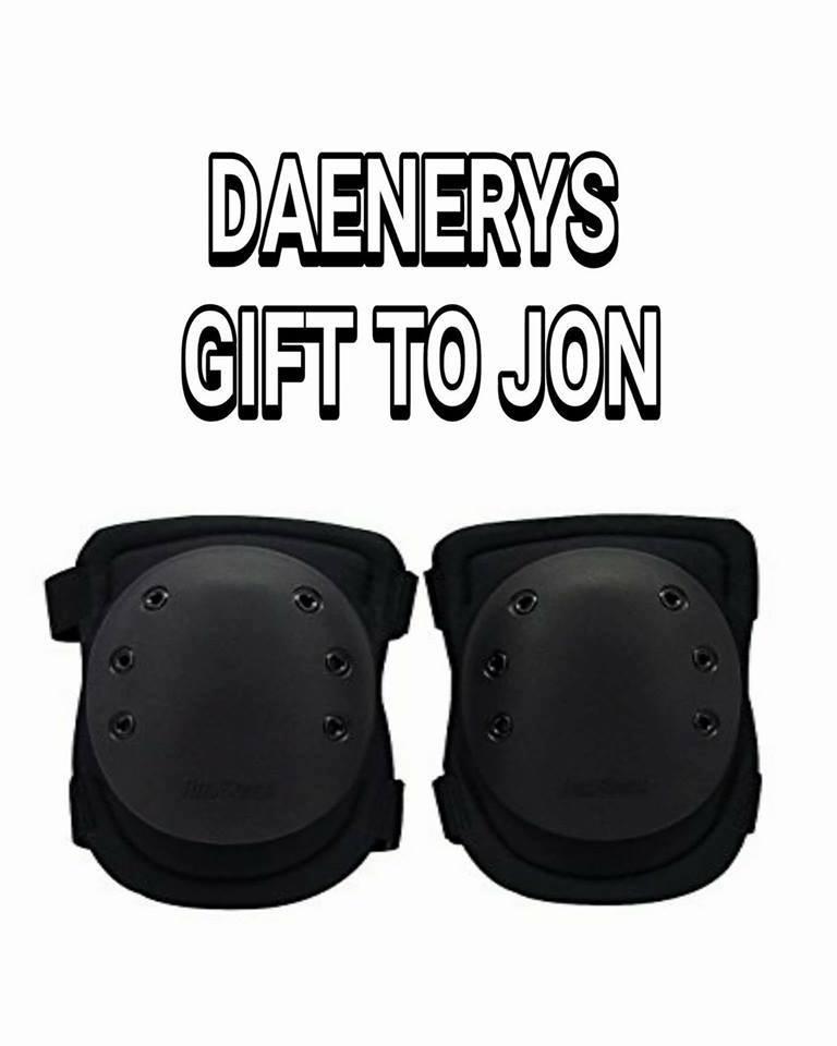 daenerys gift to jon