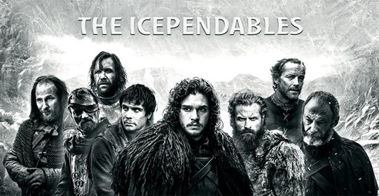 the icependables game of thrones