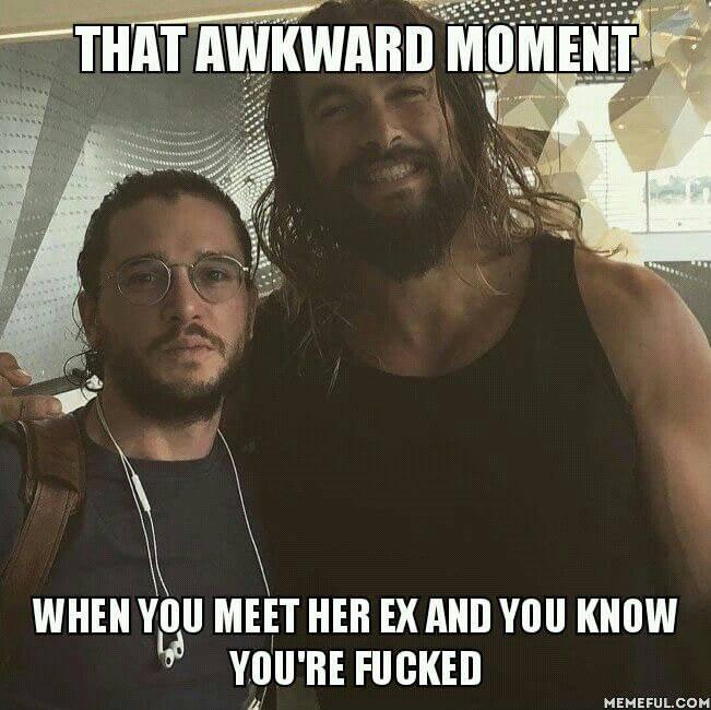 Jon Snow Khal Drogo meme