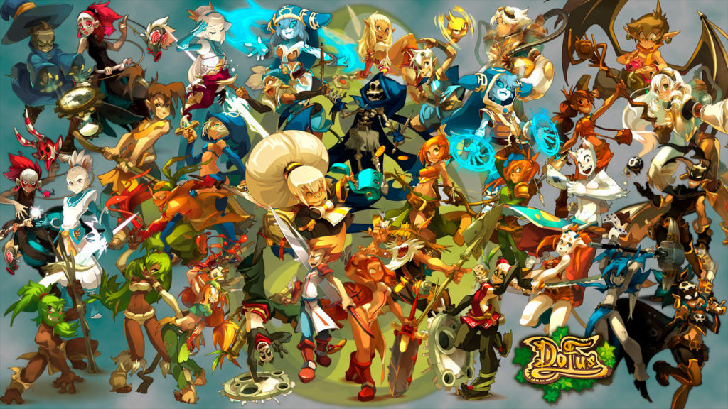 Dofus classes
