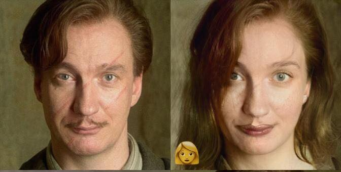Remus Lupin Femme
