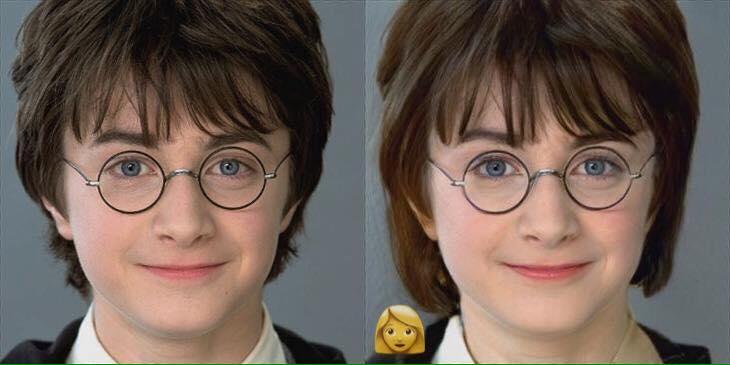 Harry Potter Femme