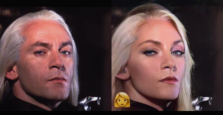 Lucius Malfoy Femme