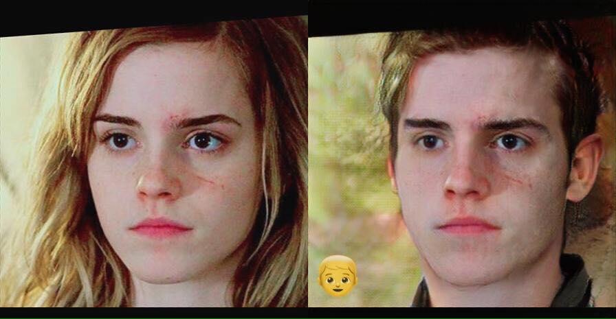 Hermione Granger Homme