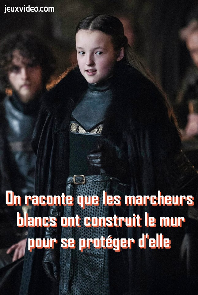 Lianna Mormont meme Game of Thrones
