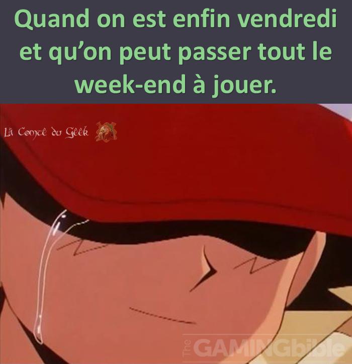 Meme Pokémon jeux vidéo image drôle