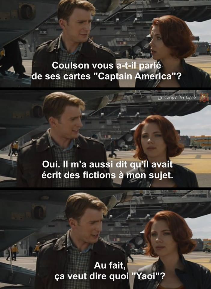 captain america meme yaoi