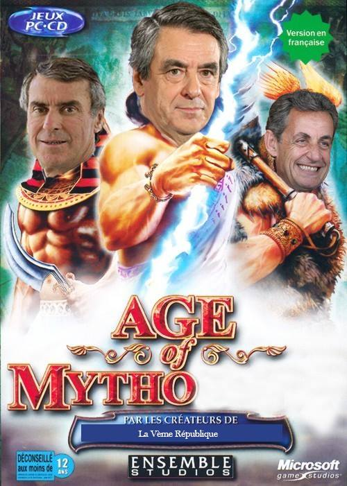 age of mythologie politique sarkozy fillon