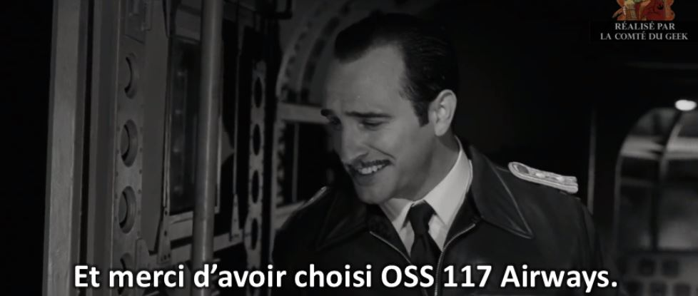 oss 117 airways