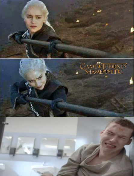 13 Reasons Why meme Game of Thrones