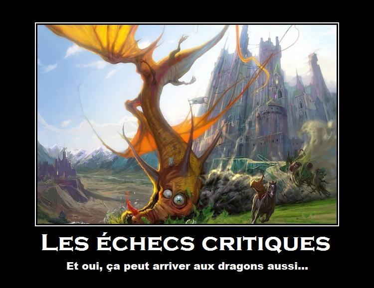 dragon jeu de rôle humour