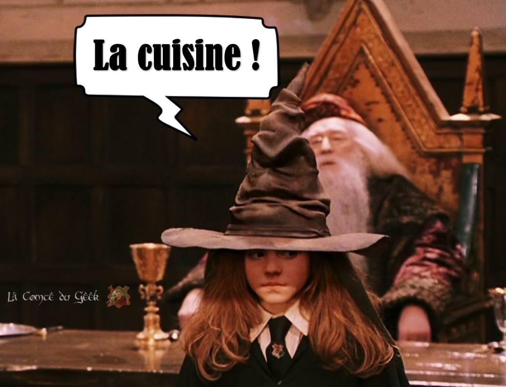 Harry Potter meme sexiste Hermione