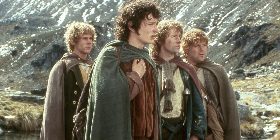Hobbits le Seigneur des Anneaux