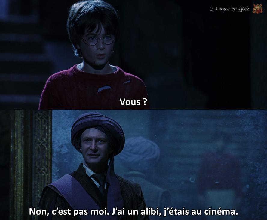 Harry Potter humour meme avez-vous déjà vu