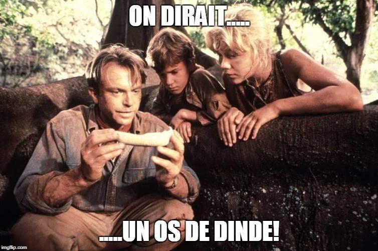 Jurassic Park Crossover Kaamelott