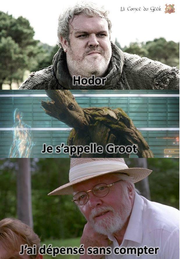 Jurassic Park John Hammond