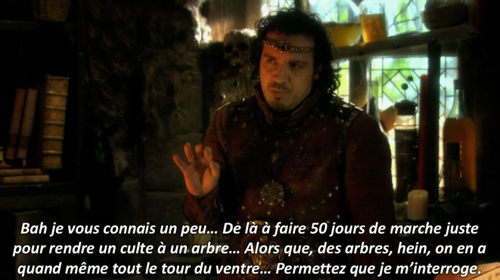 kaamelott arthur texte non officiel fan fiction