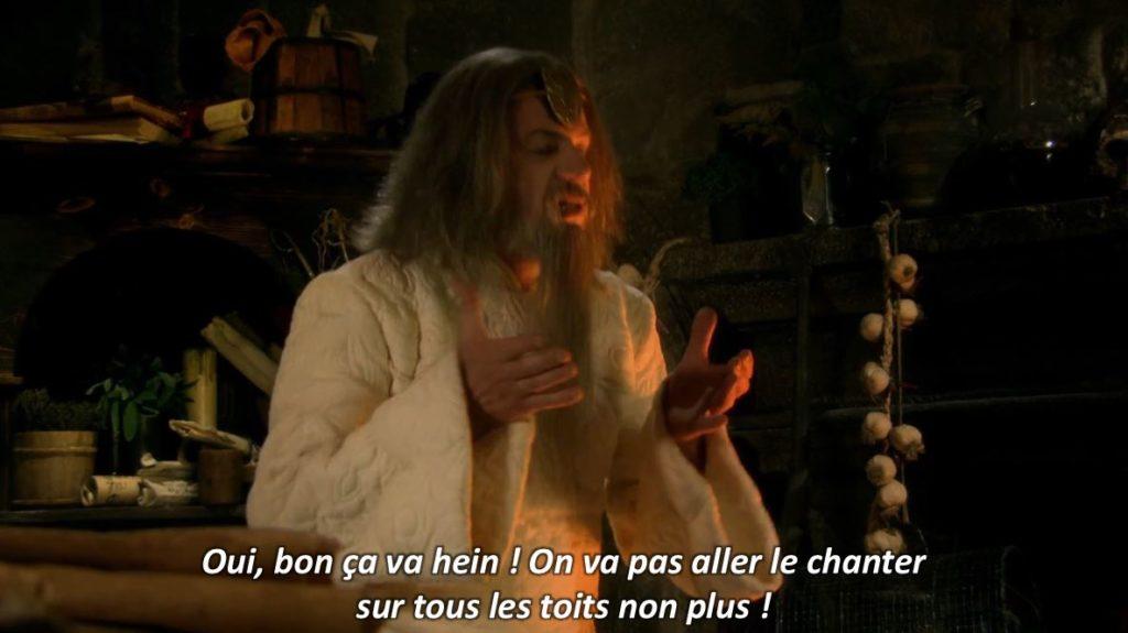 Kaamelott fan fiction Merlin