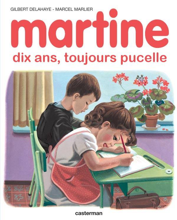 Martine Kaamelott humour Roi Loth dix ans toujours pucelle