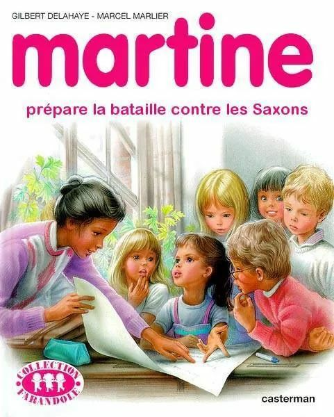 Martine Kaamelott humour