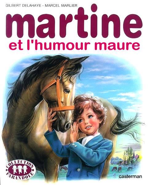 Martine Kaamelott humour maure
