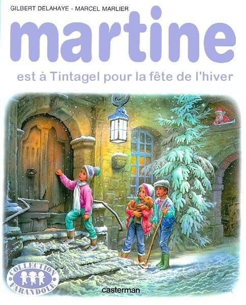 Martine Kaamelott humour tintagel fete de l'hiver