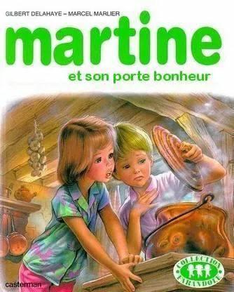 Martine Kaamelott humour porte-bonheur