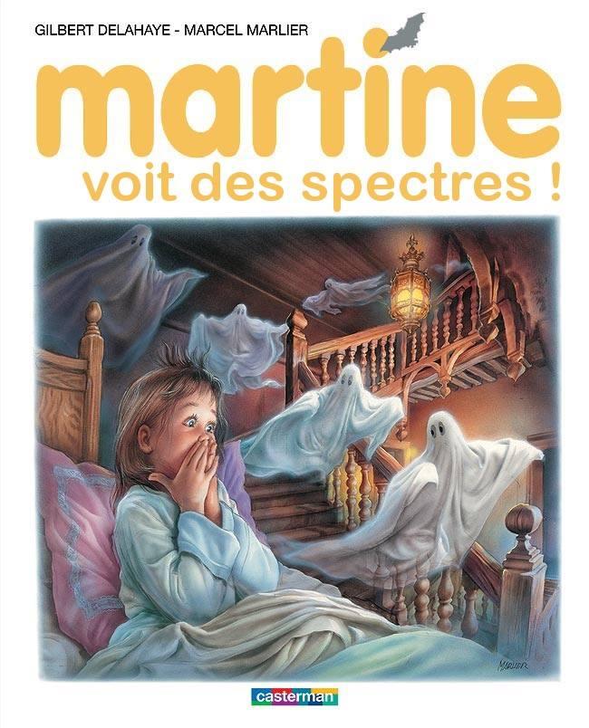 Martine Kaamelott humour spectres