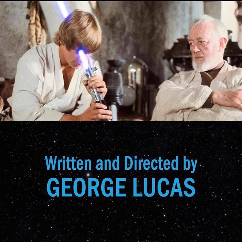 Star Wars meme fin alternative sabre laser humour geek