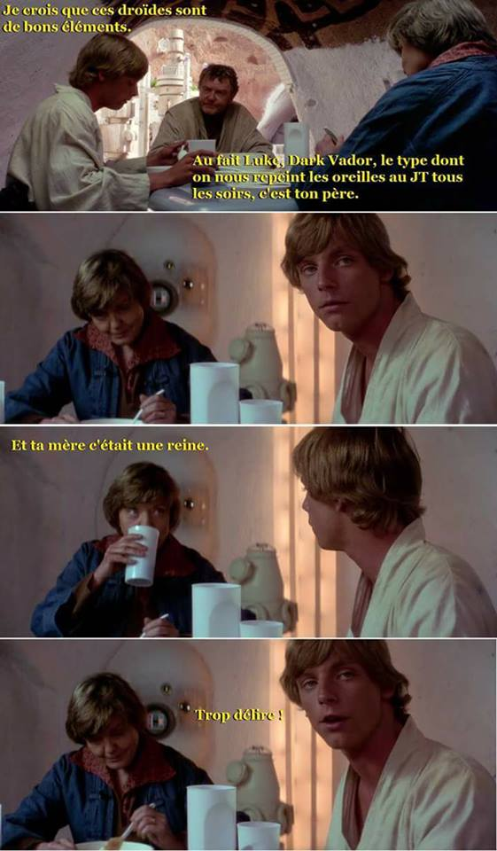 Star Wars meme luke skywalker
