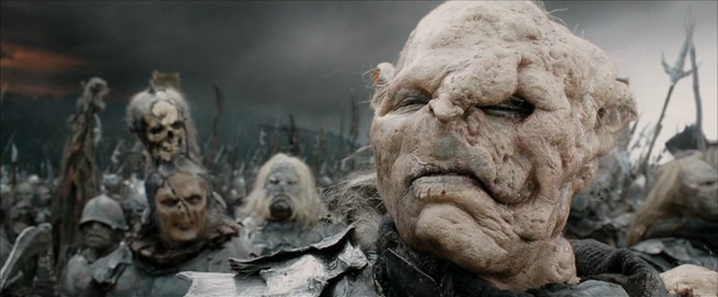 Le Seigneur des Anneaux Gothmog Pelennor