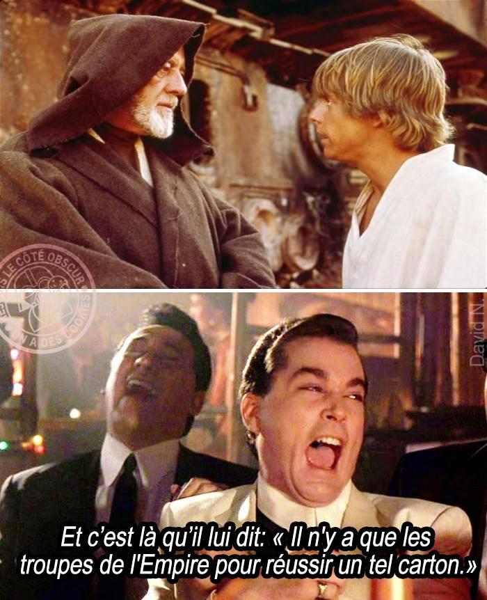 Star Wars humour empire