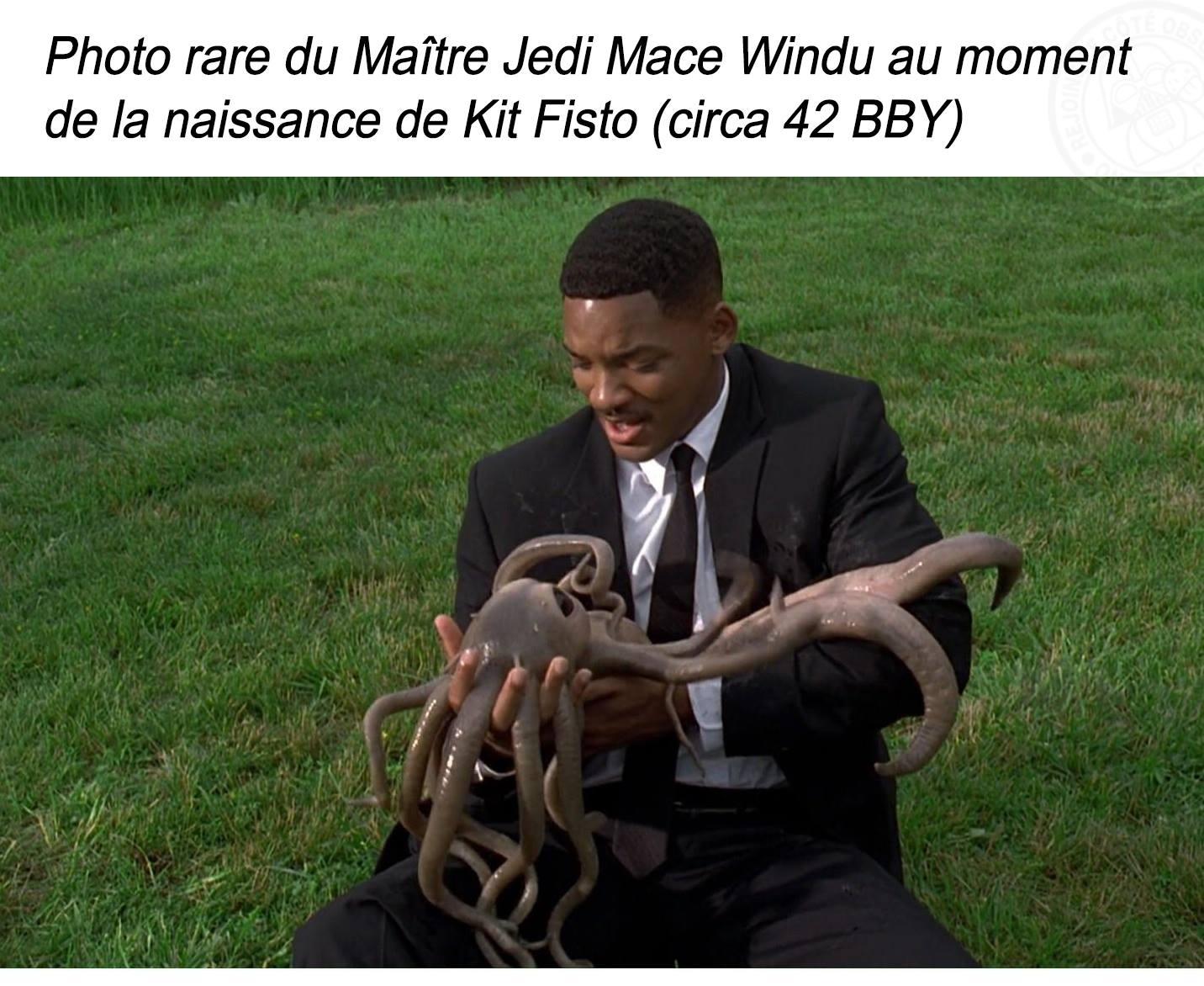 Star Wars meme maitre jedi