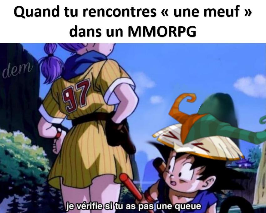 mmorpg meme dragonball