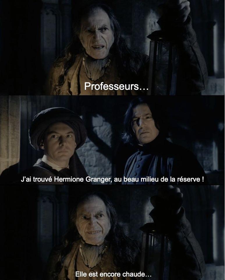 harry potter hermione granger rusard